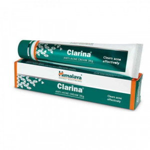 Himalaya Herbals Clarina Anti Acne Cream, 30gm