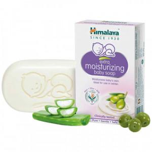 Himalaya Herbals Extra Moisturizing Baby Soap, 75gm