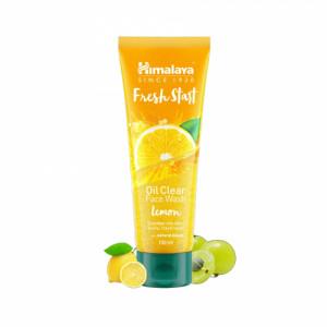 Himalaya Fresh Start Oil Clear Lemon Face Wash, 50ml