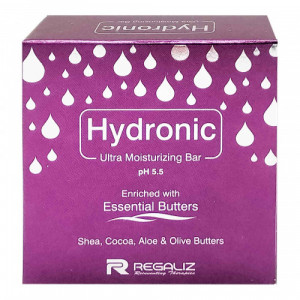 Hydronic Ultra Moisturizing Bar, 100gm