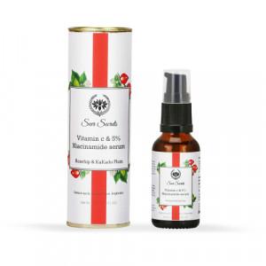 Seer Secrets Rosehip And Kakadu Plum Vitamin C & 5% Niacinamide Serum, 30ml