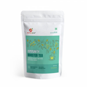 Nutribud Foods Immunity Booster Tea, 100gm