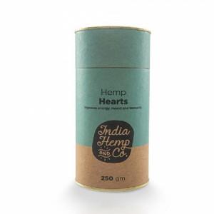 India Hemp and Co Hemp Hearts, 250gm