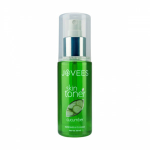 Jovees Cucumber Skin Toner/Astringent, 100ml