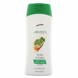 Jovees Honey & Grape Hand & Body Lotion, 200ml