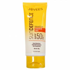 Jovees Sun Defence Cream SPF50, 50gm