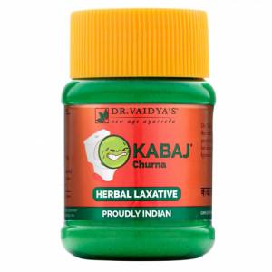 Dr. Vaidya's Kabaj Churna, 50gm (Pack Of 2)