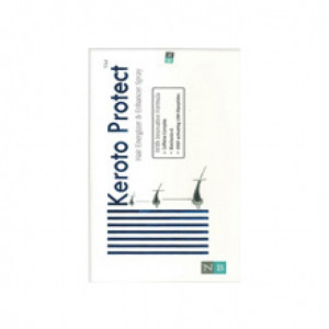 Keroto Protect Hair Energizer & Enhancer Spray, 100ml