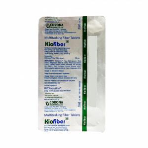 Kiofiber, 10 Tablets