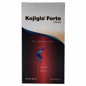 Kojiglo Forte Cream, 20gm