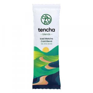 Tencha Iced Matcha Cold Blend, 60 Sachets