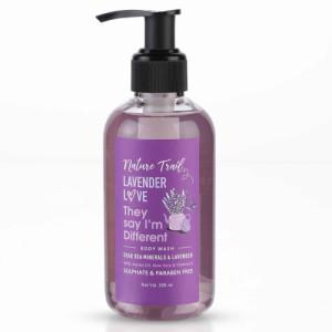Nature Trail Lavender Love Body Wash, 200ml