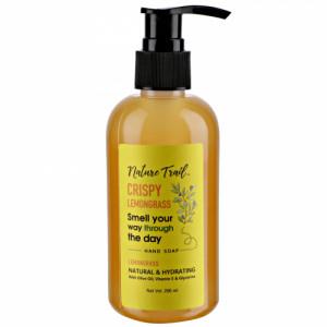 Nature Trail Crispy Lemongrass Handwash, 200ml