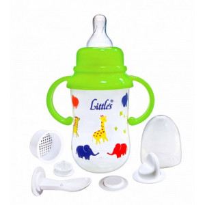Little's Royal Mini Feeding Bottle, 120ml
