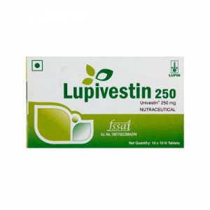 Lupivestin 250mg, 10 Tablets