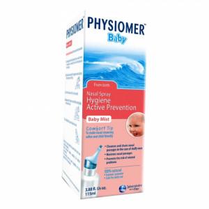 Physiomer Babymist Nasal Spray, 115ml