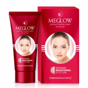 Meglow Cream (Women), 50gm
