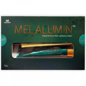 Melalumin Depigmenting & Skin lightening Cream, 15gm