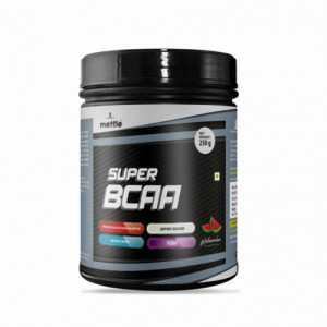 Mettle Super BCAA Watermelon, 250gm
