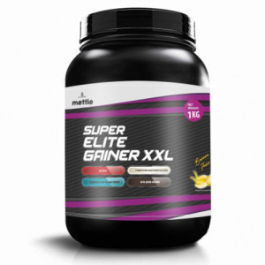 Mettle Super Elite Gainer XXL Banana, 1kg