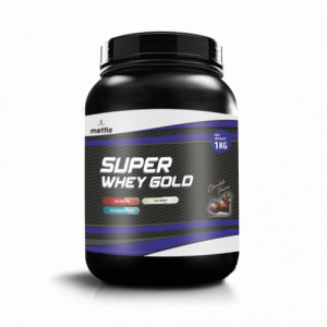 Mettle Super Whey Gold Chocolate, 1kg