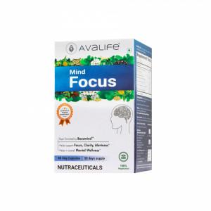 Avalife Mind Focus, 60 Capsules