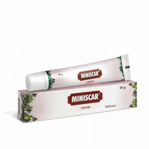Miniscar Cream, 30gm