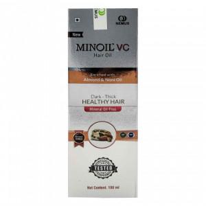 Minoil VC Hair Oil, 100ml