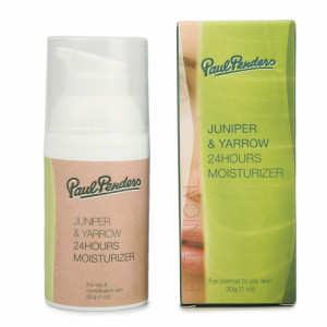 Paul Penders Juniper & Yarrow 24 Hours Moisturizer, 30gm
