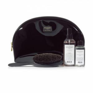 Balmain Paris Limited Edition Patent Leather Pouch, Black