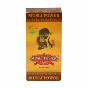 Musli Power Xtra, 60 Capsules