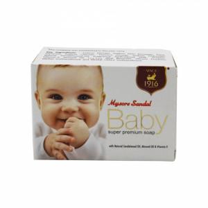 Mysore Sandal Baby Soap, 75gm