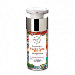 Nature's Veda Dasapuspam Diaper Rash Serum, 30ml