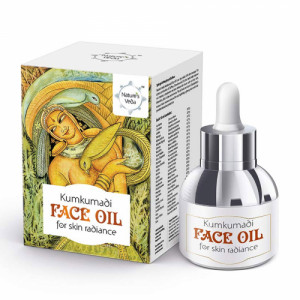 Nature's Veda Kumkumadi Face Oil, 30ml