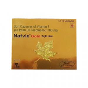 Natvie Gold Capsule, 3'S