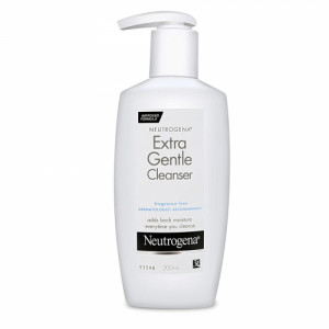 Neutrogena Extra Gentle Cleanser, 200ml