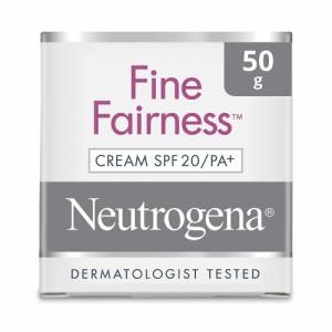 Neutrogena Fine Fairness Cream SPF20, 50gm
