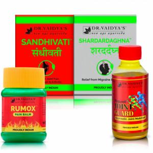 Dr. Vaidya's No Pain Pack