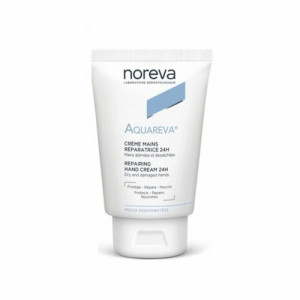 noreva Aquareva Repair Hand Cream, 50ml