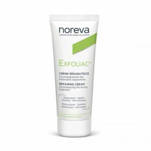 noreva Exfoliac Reconstructive Cream, 40ml