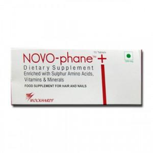 NOVO-phane Plus, 10 Tablets