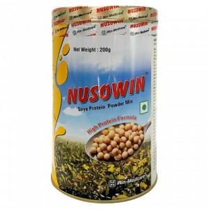 Nusowin Soya Protein Powder, 200gm