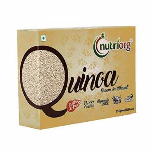 Nutriorg Organic Quinoa, 250gm (Pack of 2)