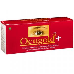 Ocugold Plus, 10 Capsules
