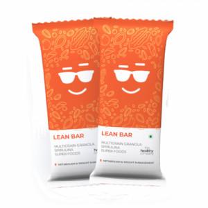 The Healthy Company Lean Bar Week, 30gm (Pack Of 7)