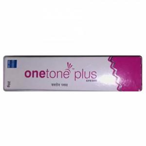 One Tone Plus cream, 20gm