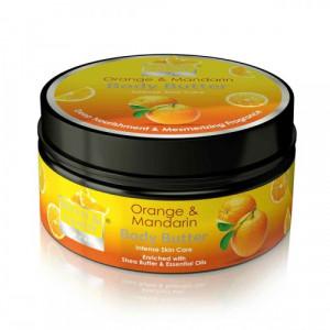 Bryan & Candy Orange & Mandarin Body Butter, 200gm