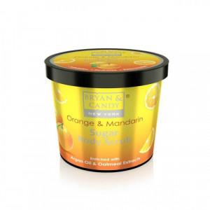 Bryan & Candy Orange & Mandarin Sugar Body Scrub, 200gm