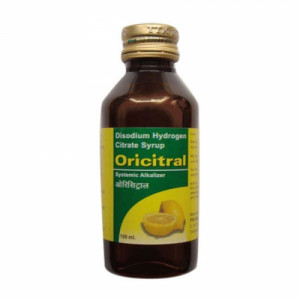 Oricitral Syrup, 100ml