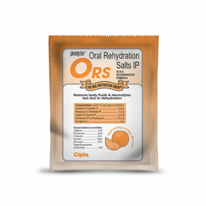 ORS Prolyte Powder - Orange, 21gm